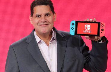 Reggie se retira como presidente de Nintendo América