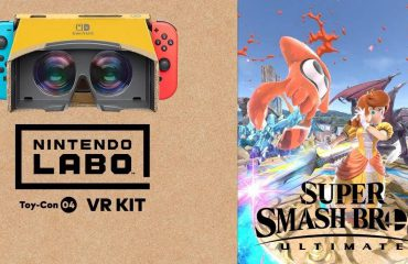Llega el VR a Smash Bros Ultimate