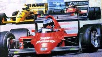 Monaco GP Mega Drive