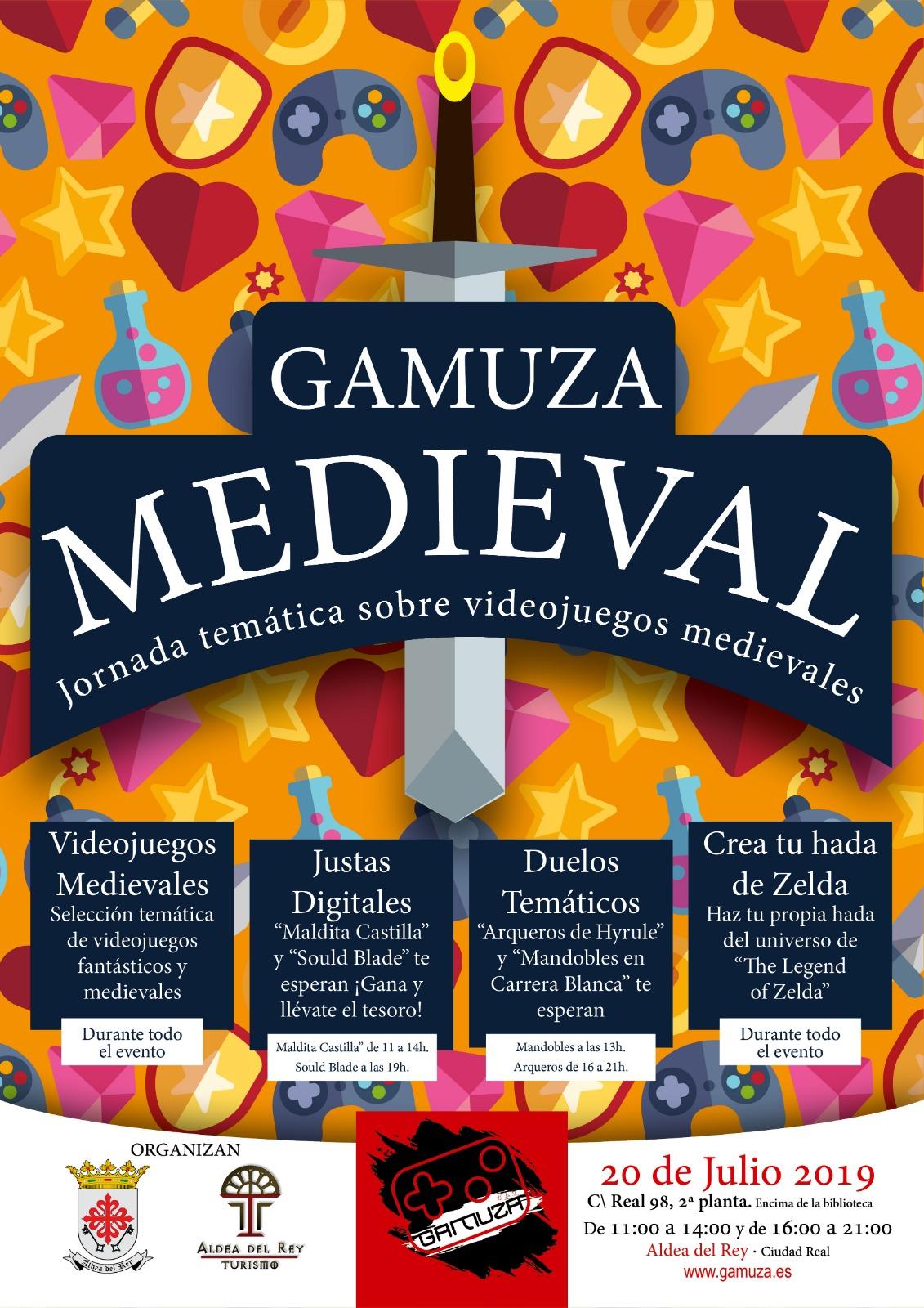 Gamuza-Medieval