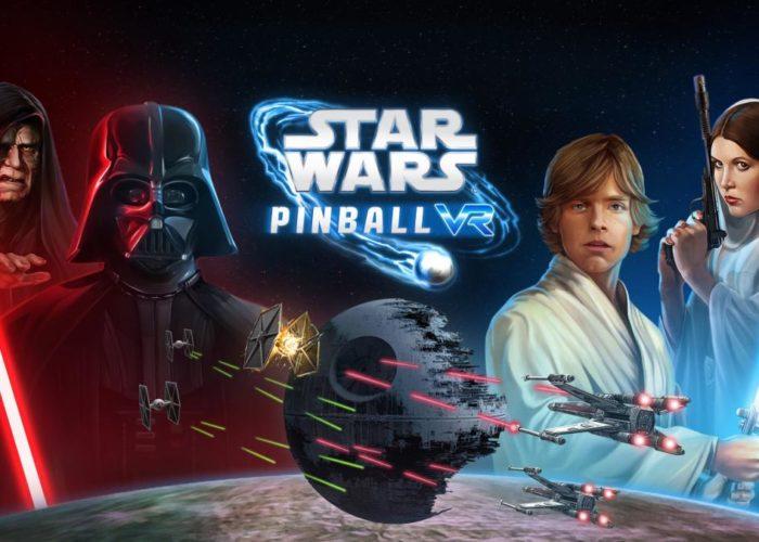 Review: Star wars Pinball VR