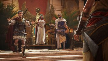 cesar y cleopatra
