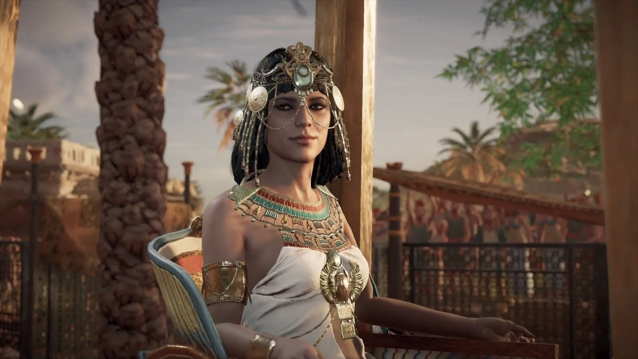 cleopatra assassins