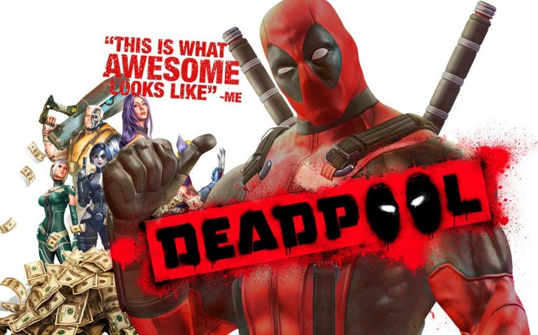 deadpool games