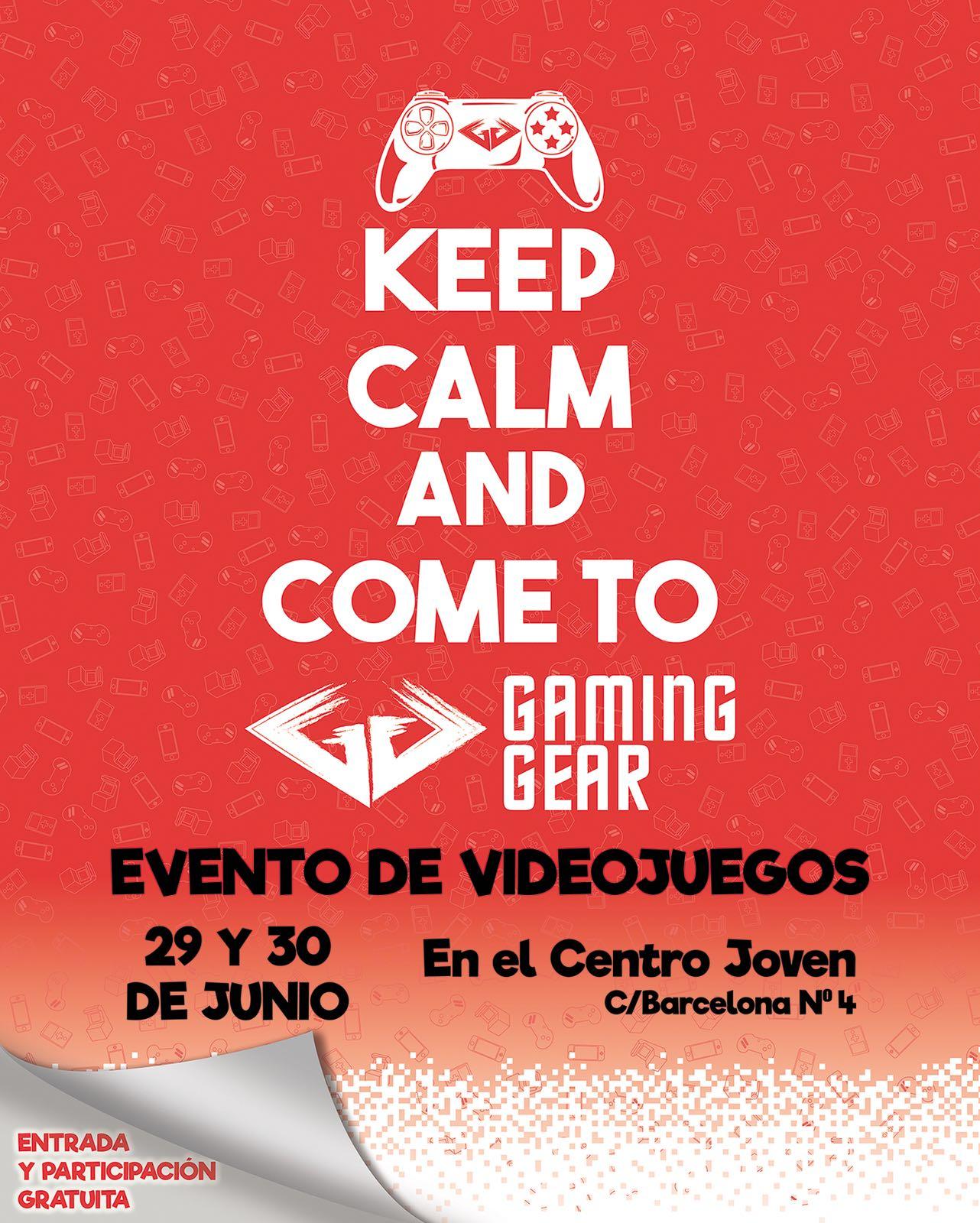 gaming gear 2018 Ciudad Real
