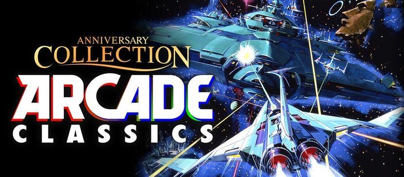Lanzamiento: Konami Anniversary Collection: Arcade Classics