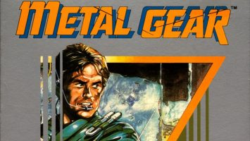 metal gear NES 1