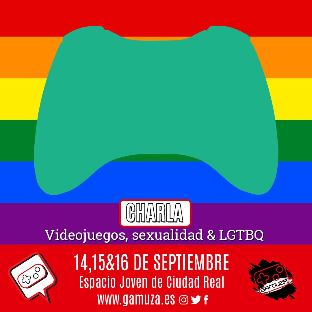 charla sexualidad LGTB